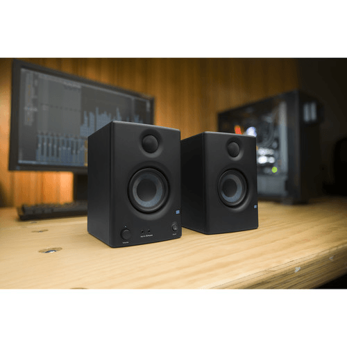 PreSonus Eris E3.5 Pair of 2-Way 3.5 inch. Active Media Reference Monitors