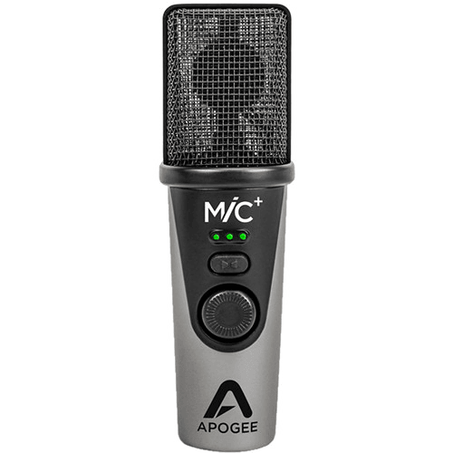 Apogee MiC+ PLUS USB Microphone for iPad, iPhone, Mac and PC