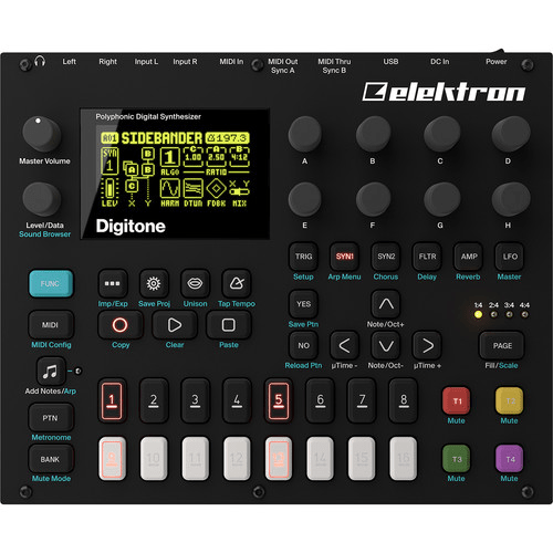 Rent Elektron Digitone
