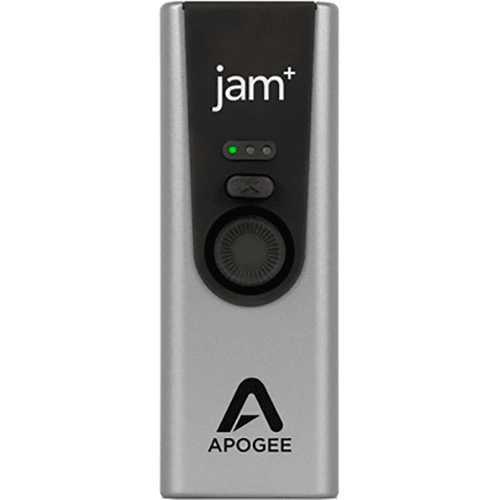 Apogee jam+ PLUS iOS/USB Instrument Input with Headphone Output