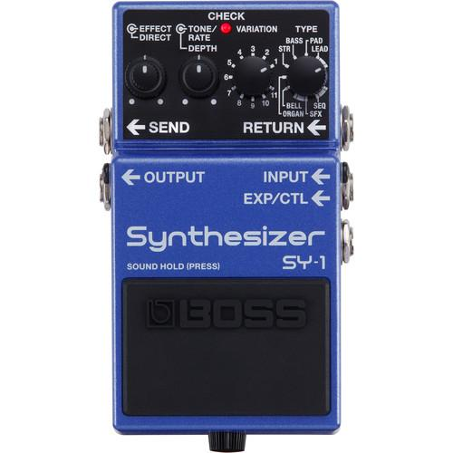 Boss SY-1 Synthesizer Pedal **Pre-Order**