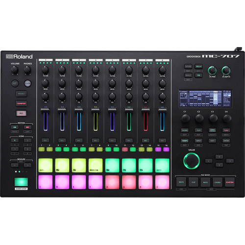 Roland MC-707 Groovebox **In-Stock**