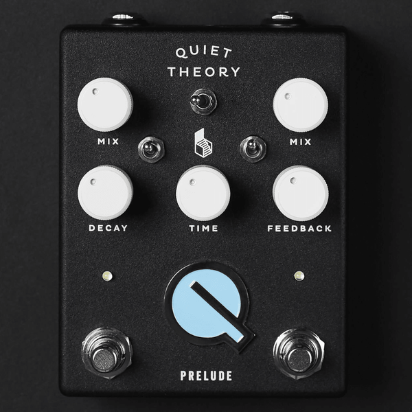 Rent Quiet Theory Prelude Delay & Reverb