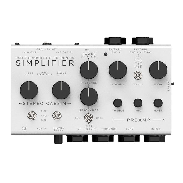 DSM & Humboldt Simplifier In-Stock