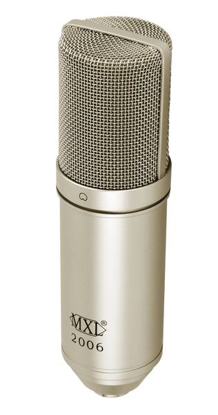 MXL 2006 Large FET Condenser Microphone