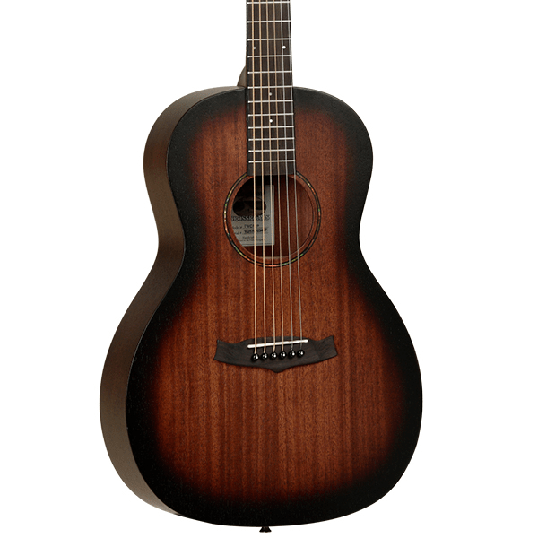 Tanglewood TWCR P Mahogany Parlour Acoustic Guitar