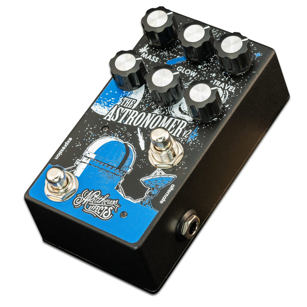 Rent Matthews Effects The Astronomer V2 Celestial Reverb