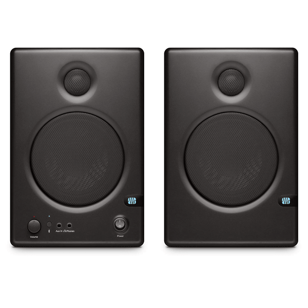 PreSonus Ceres 4.5BT 2-Way 4.5 inch. Powered Speakers with Bluetooth (Pair)