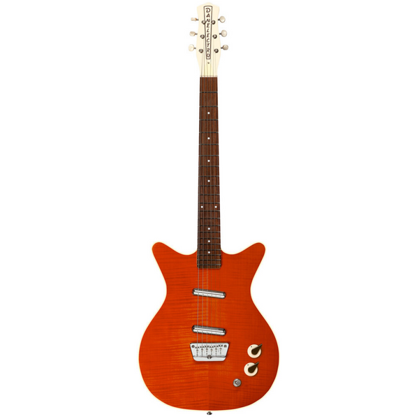 Danelectro '59 Divine - Flame Maple