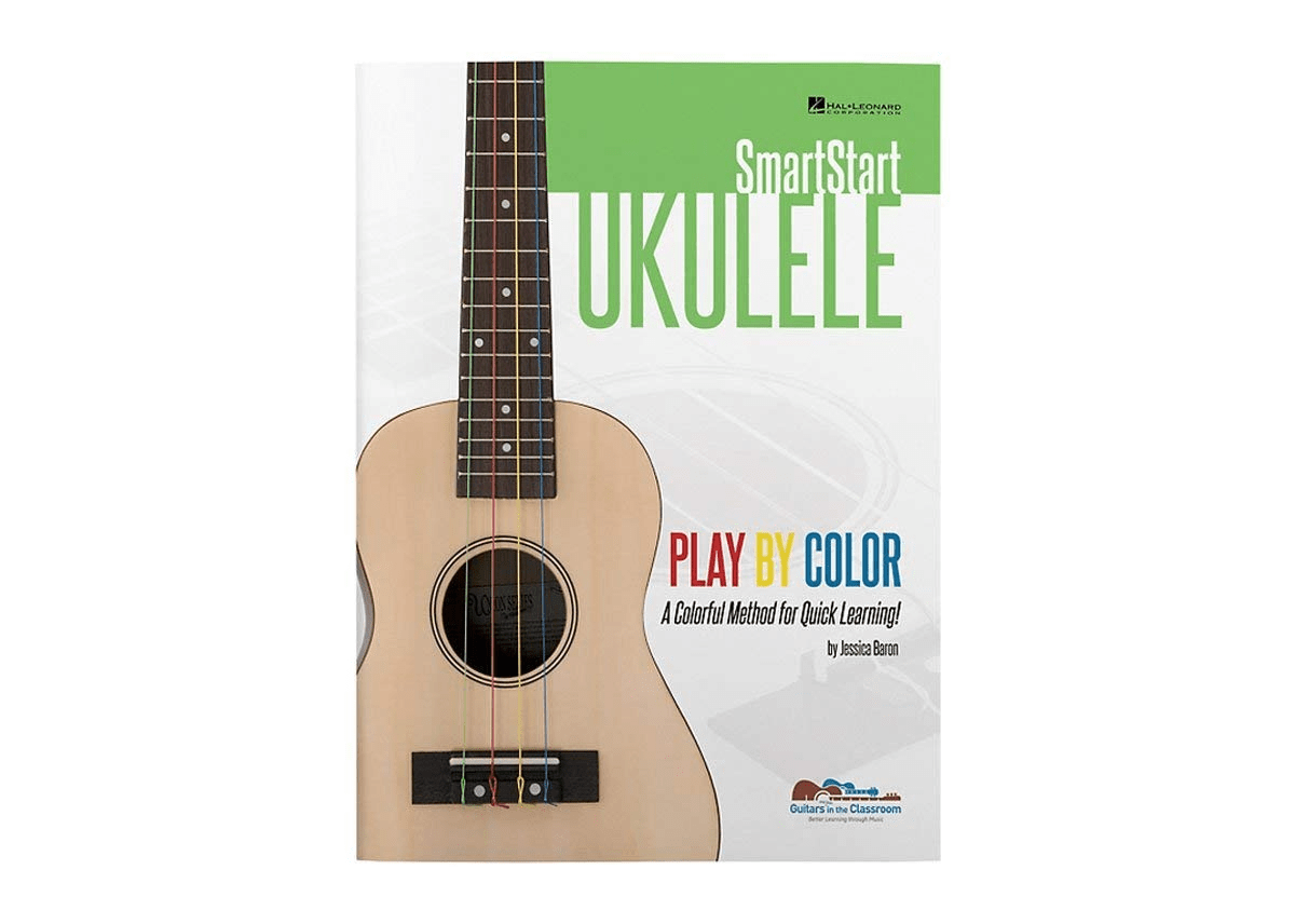 Booklet Included Aquila Kids Coloured Ukulele Strings Excellent For Learning