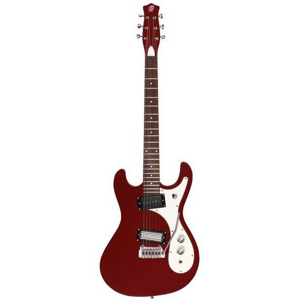 Danelectro '64XT Blood Red w/ Wilkinson Tremolo