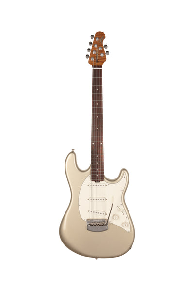 Ernie Ball Music Man Cutlass RS SSS - Ghostwood with Figured Roasted Maple and Rosewood Fretboard