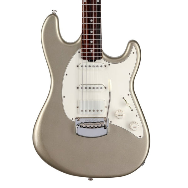 Ernie Ball Music Man Cutlass RS HSS - Ghostwood with Figured Roasted Maple Neck and Rosewood Fretboard