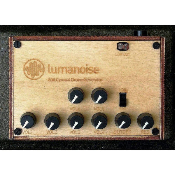 L.E.P. Lumanoise 808 Desktop Synthesizer