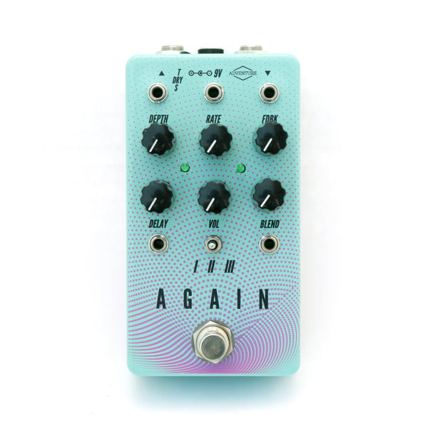 Adventure Audio Again **In-Stock**
