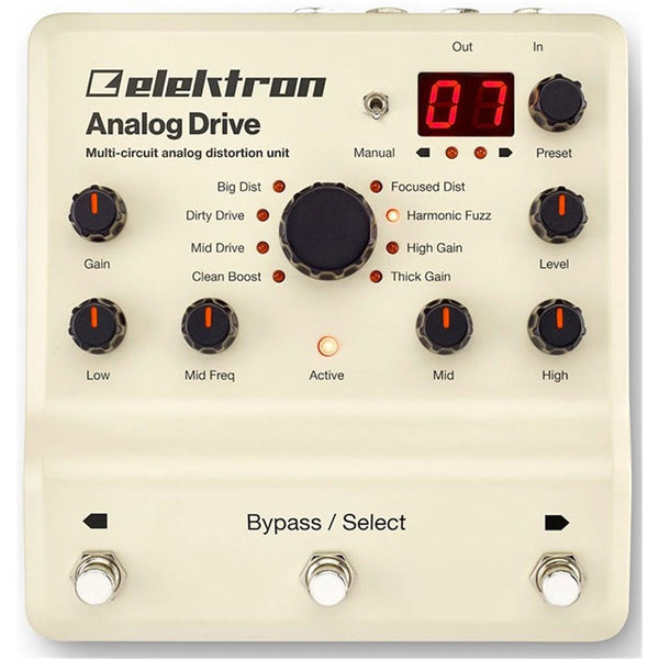 Rent Elektron Analog Drive