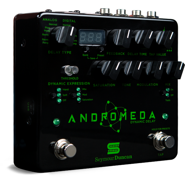 Rent Seymour Duncan Andromeda - Dynamic Digital Delay