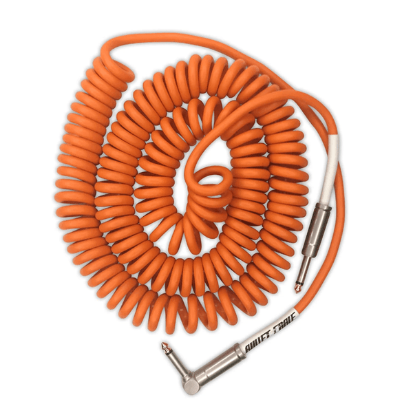 Bullet Cable 30′ Coil Cable