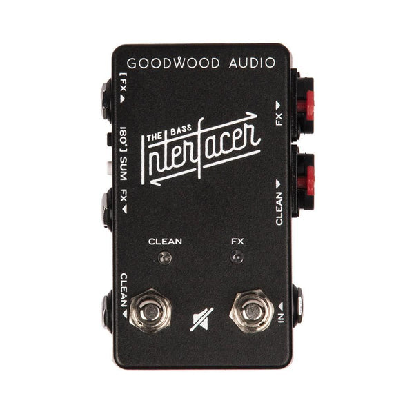 Rent Goodwood Audio Bass Interfacer