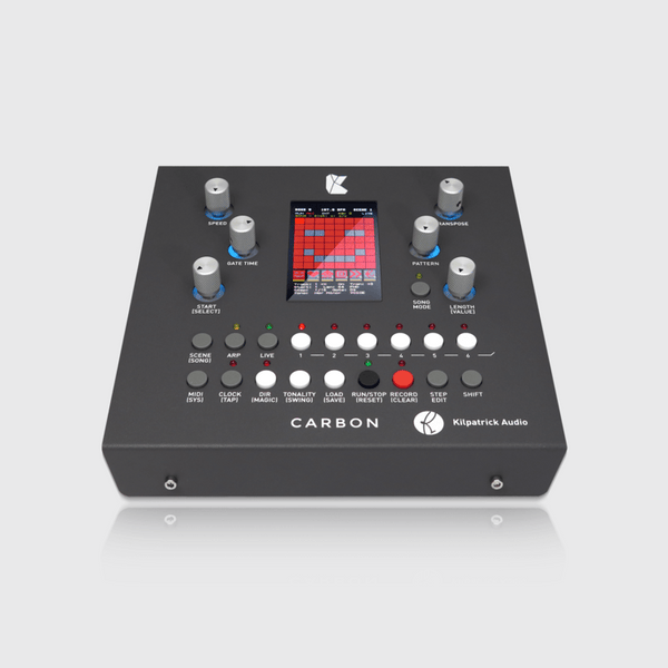 Kilpatrick Audio Carbon Sequencer and Performance System