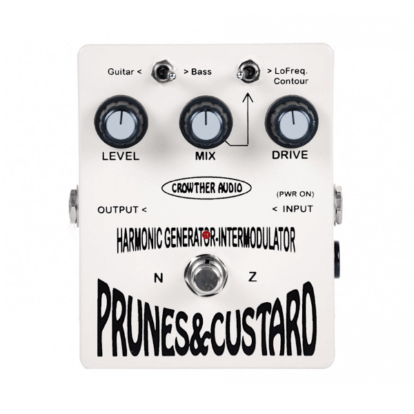Crowther Audio Prunes & Custard Harmonic Overdrive