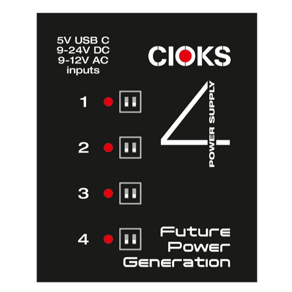 CIOKS 4 Power Supply (Expander Kit)