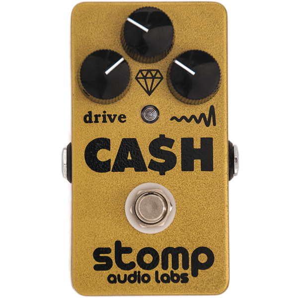 Stomp Audio Labs Cash Dynamic Overdrive