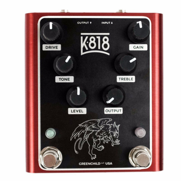 Greenchild K818 Dual Overdrive