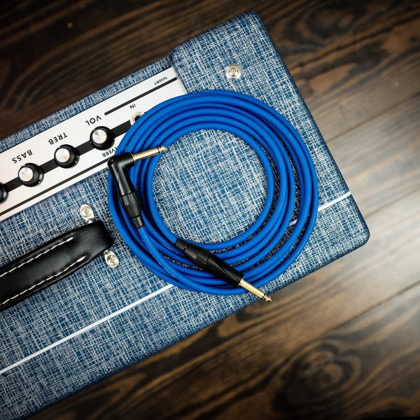 "Lincoln RAILSPLITTER / Gotham GAC-1 UltraPro Straight-Right 1/4"" Guitar & Instrument Cable"