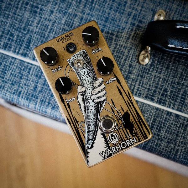 Walrus Audio Warhorn [ Used ]