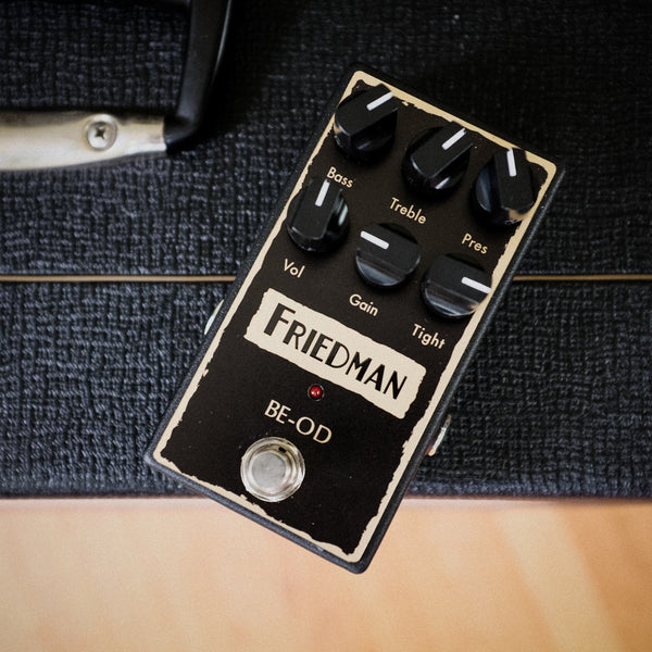 Friedman BE-OD Overdrive [ Used ]