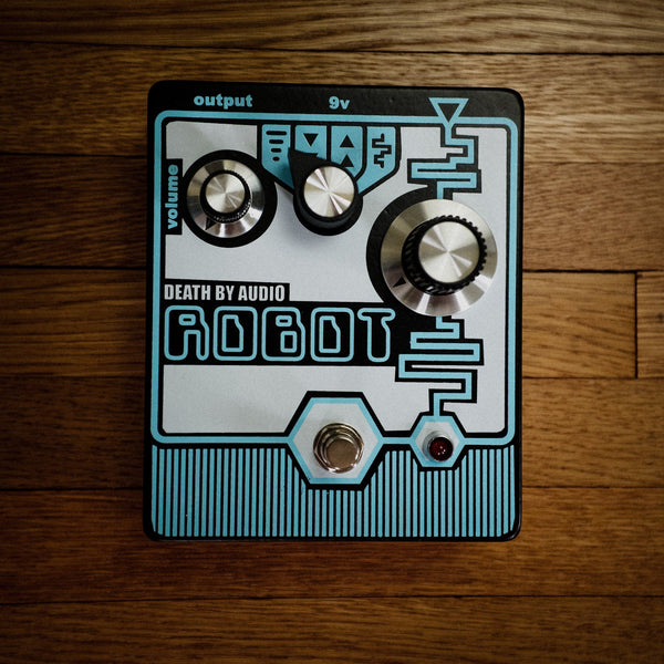 Death By Audio Robot [ Used ]