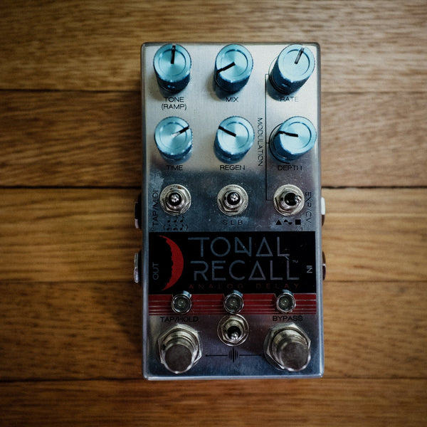 Chase Bliss Audio Tonal Recall 2016 [ Used ]