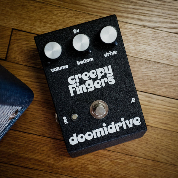 Creepy Fingers Doomidrive [ Used ]