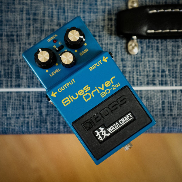 Boss BD-2w Blues Driver [ Used ]