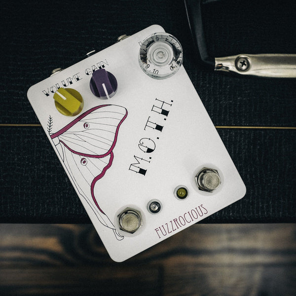 Rent Fuzzrocious M.O.T.H.