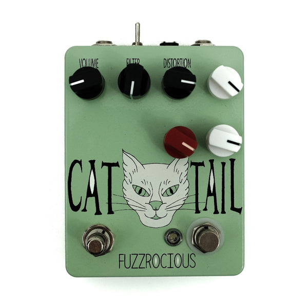 Fuzzrocious Cat Tail with Momentary Feedback Mod