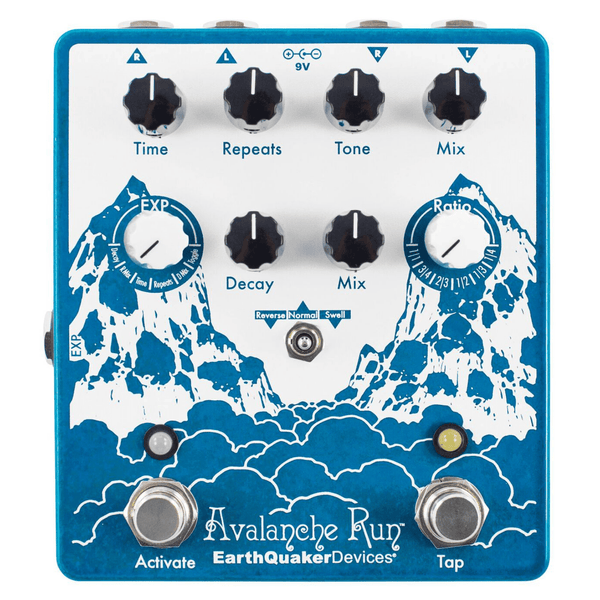Rent Earthquaker Devices Avalanche Run v2