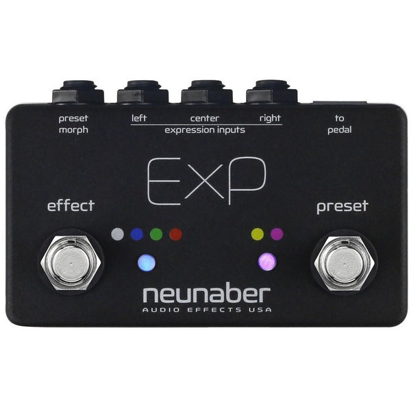 Rent Neunaber Audio Effects ExP Controller