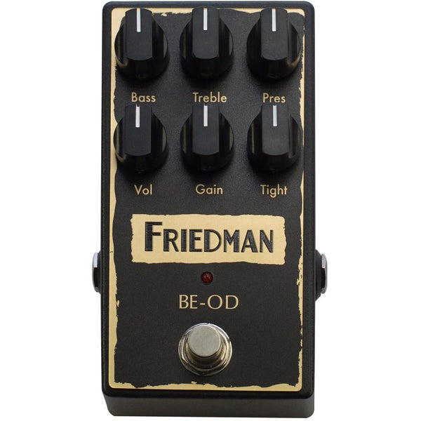 Rent Friedman BE-OD Overdrive