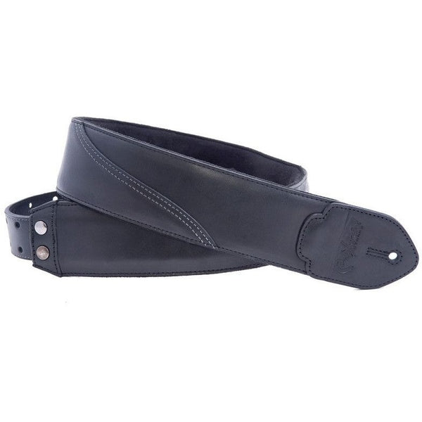 RightOn! - RightOn! Guitar And Bass Strap In Funkystein Black - The Sound Parcel