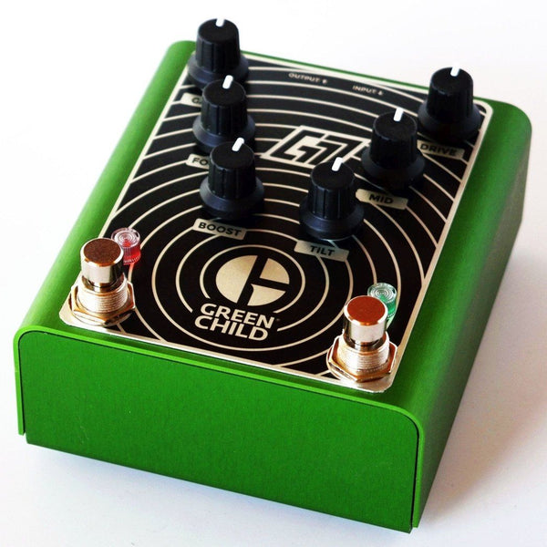 Rent Greenchild G777 Dual Overdrive