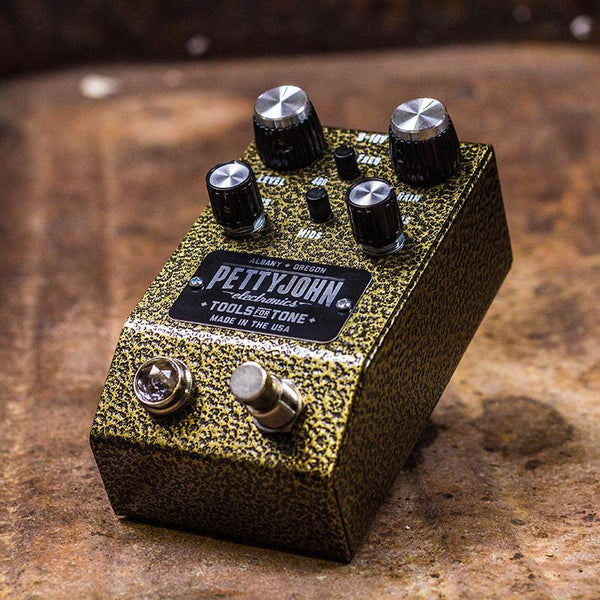 Rent Pettyjohn Electronics Gold Overdrive