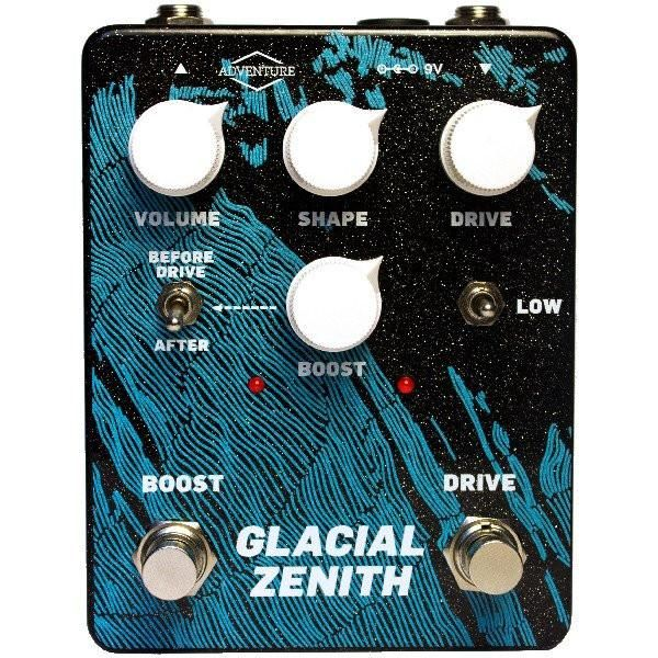 Rent Adventure Audio Glacial Zenith