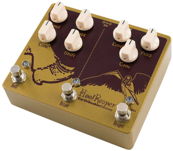 Earthquaker Devices Hoof Reaper Dual Fuzz Octave v2
