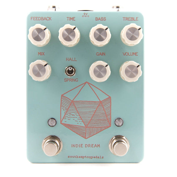 Rent Southampton Pedals Indie Dream OD/Delay/Reverb