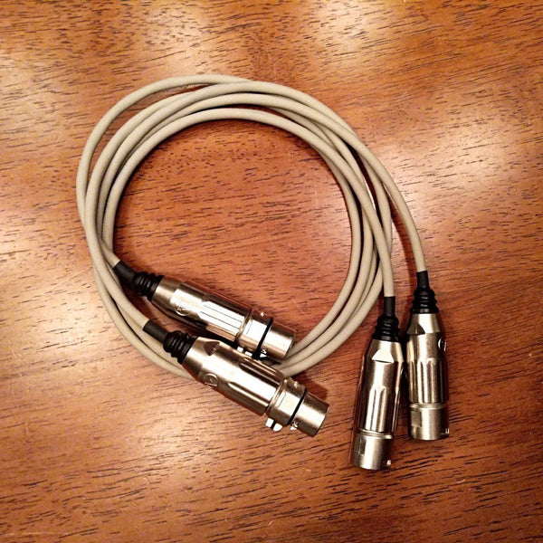 Lincoln I-90 LEGACY / Gotham GAC-2111 Balanced Mic And Interconnect Cable