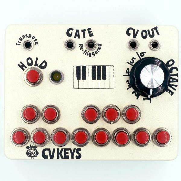 Hungry Robot Modular CV KEYS