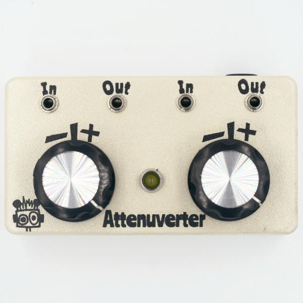 Hungry Robot Modular ATTENUVERTER - x2