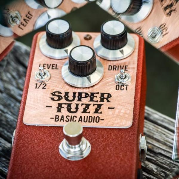 Rent Basic Audio Super Fuzz